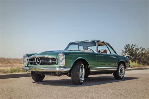 Mercedes-benz 280 Sl (w113)