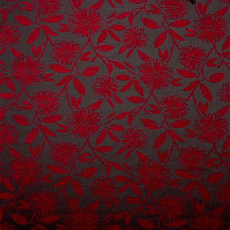 Fabric For Sofa Upholstery by Luxury Soft Floral Swirl Chenille Flower Upholstery Sofa