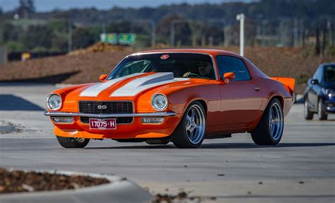 1971 Chevrolet CAMARO SS - BigVictor - Shannons Club