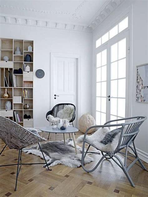 bureau en gros chaise de bureau déco scandinave ethnique industrielle et vintage