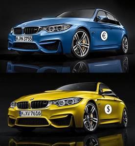 M4 Bmw Prix : bmw m3 et m4 et si on parlait un peu argent blog automobile ~ Gottalentnigeria.com Avis de Voitures
