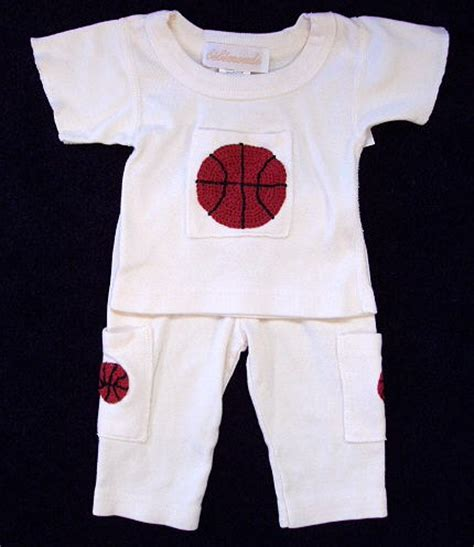 Basketball Outfit for Baby
