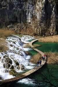 Plitvice Waterfalls Croatia