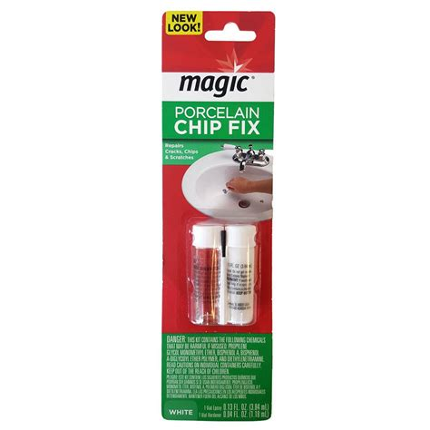 porcelain chip fix repair for tubs and sink magic porcelain chip fix repair for tubs and sink 3007