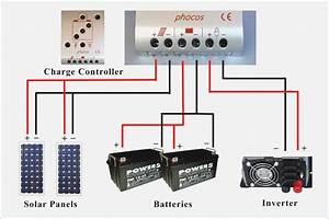 Solar Battery Wiring Diagram  U2013 Moesappaloosas Com