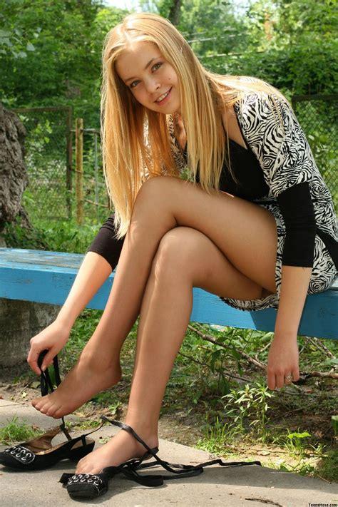 Pantyhose Style Pantyhose Girls 5