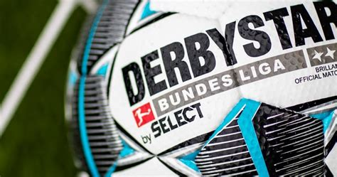 derbystar bundesliga ball released footy headlines