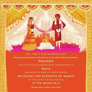 17 ideas about indian wedding theme on pinterest for Images of hindu wedding invitations