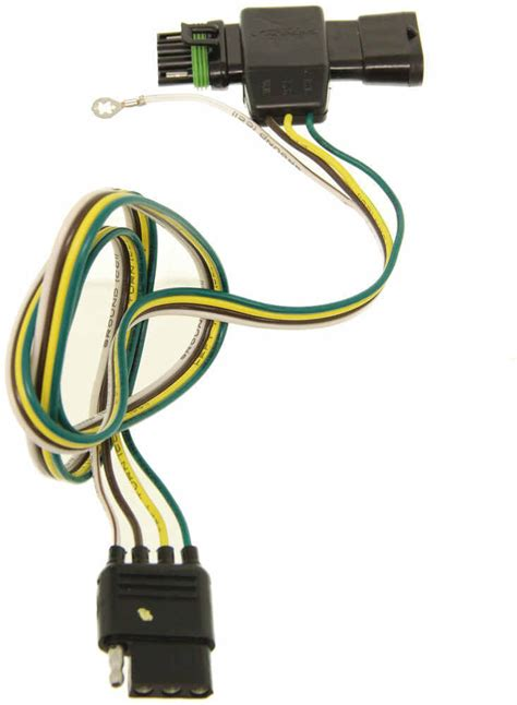 Hopkins Plug Simple Vehicle Wiring Harness With Pole