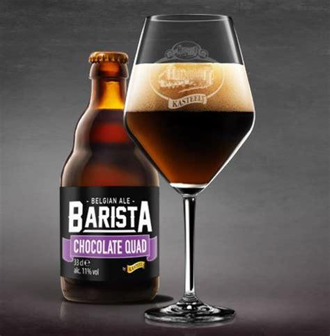 Beer Quad Belgian Ale Barista Chocolate Quad Van Honsebrouck