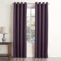 sonoma style velvet blackout curtain