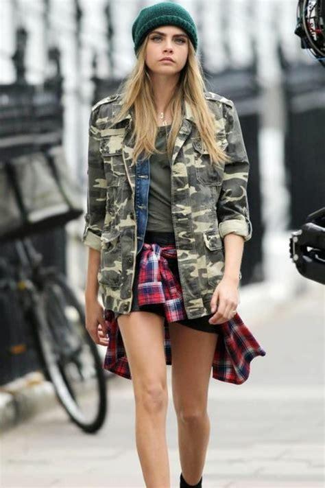 tenue femme de chambre tous les styles de la veste militaire femme