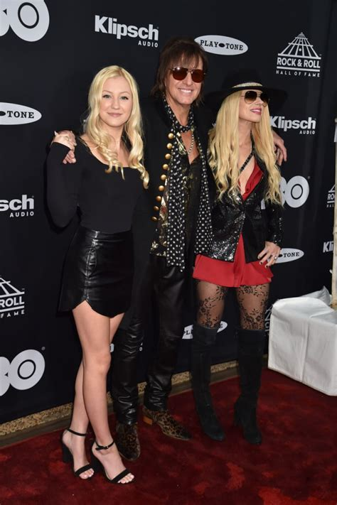 Richie Sambora Brings Ava Hall Fame Induction