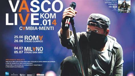 Playlist Vasco by Foto La Playlist Della Leopolda Da Vasco Ai Lumineers 1