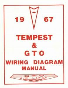 Pontiac 1967 Tempest  U0026 Gto Wiring Diagram 67
