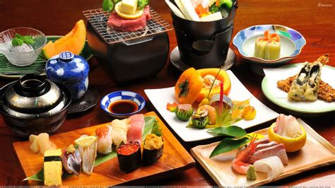 japanese cuisine sushi a japanese food wallpaper