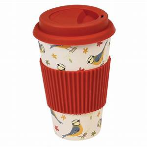 Coffee To Go Bambus : blue tit bamboo travel mug rex london at dotcomgiftshop ~ Eleganceandgraceweddings.com Haus und Dekorationen