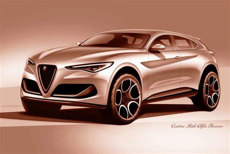 Alfa Romeo C Suv, Il Crossover Compatto Avrà Guida