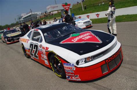 Scott Steckly Wins Fourth Nascar Canadian Tire Series