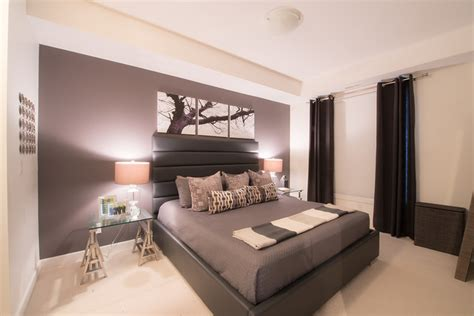 dyers bachelor condo unit modern bedroom edmonton