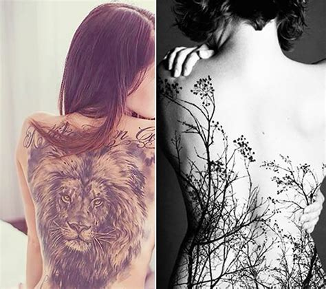 46 Coole Ruecken Tattoos Fuer Frauen by 46 Coole R 252 Cken Tattoos F 252 R Frauen Tattoos