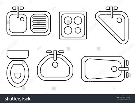 Standard Bathroom Kitchen Symbols Used Architecture Stock. Modular Kitchen Design For Small Kitchen. Design Ideas For Small Kitchen. Latest Designs Of Kitchens. Rv Kitchen Design. Kitchen Design Washington Dc. Kitchen Design London. Program For Kitchen Design. Smeg Kitchen Designs