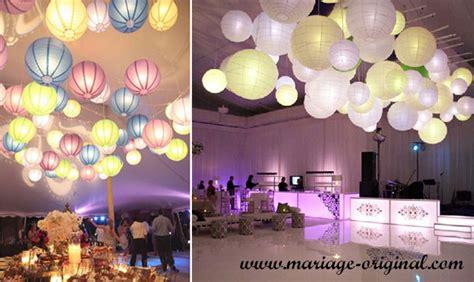 deco chinoise pas cher decoration de mariage lanterne mariageoriginal