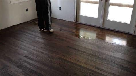 Apply Polyurethane  Hardwood Floors Youtube