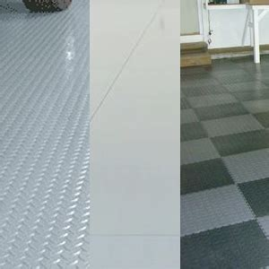 Comparison Between Garage Mats, Tiles and Epoxy Coatings