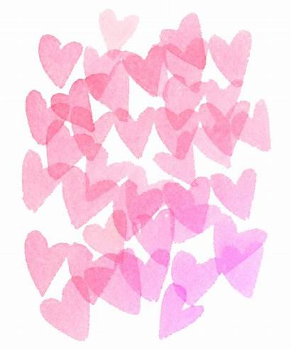 Hearts Pink Gifs Pattern Heart Pretty Animated