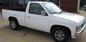 Buy Used 1993 Nissan Hardbody D20 Bagged Custom Paint