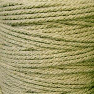 Corde Au Metre : corde naturelle 8 mm en 100 chanvre ~ Edinachiropracticcenter.com Idées de Décoration