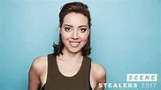 Aubrey Plaza is famous for the TV series, Parks and ...