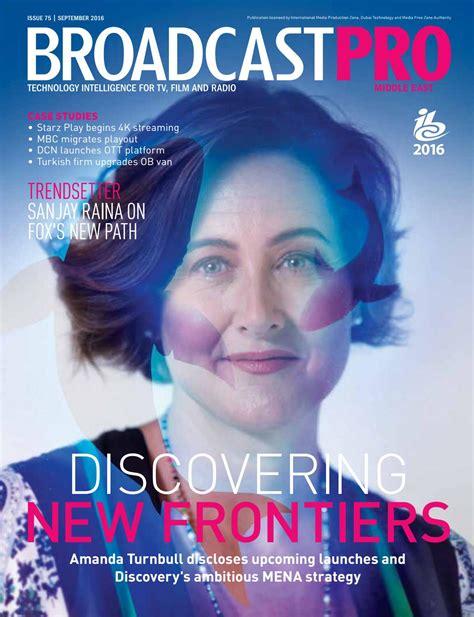 BroadcastPro ME - September 2016 - BroadcastPro ME
