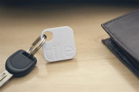 Tile Tracking Device by The Tile App Find Your Lost Stuff Muted