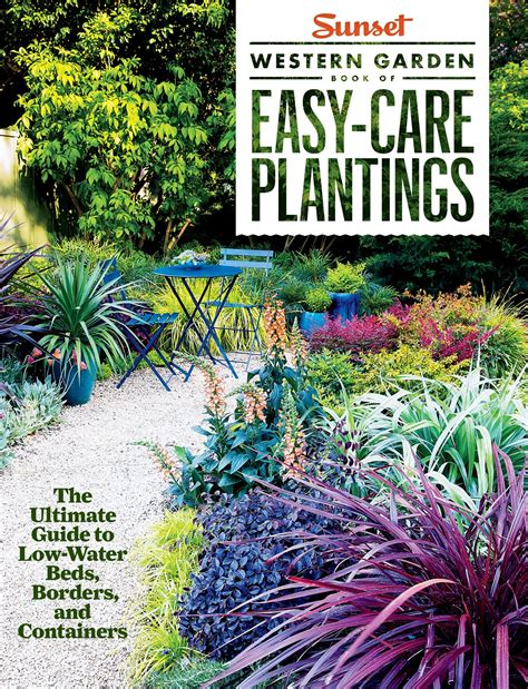 Book Review Sunset Western Garden Book Of Easycare