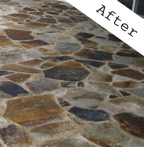 superior sealers flagstone sealing enhancing