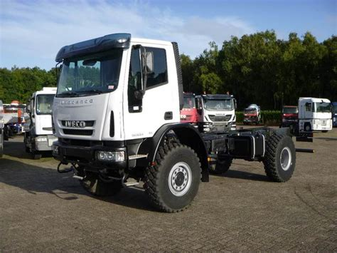 New Iveco Eurocargo Ml150e24 4x4 / New/unused Cab Chassis