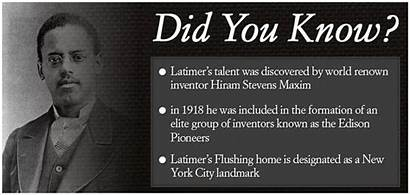Latimer Facts Lewis History Know Did Howard
