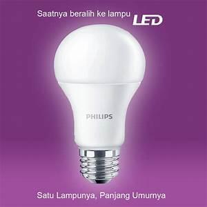 Lampu Led Philips 6 5w 600 Lumens