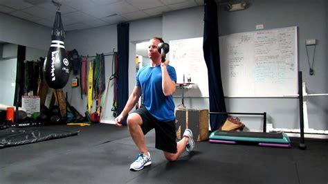 kettlebell golf workout