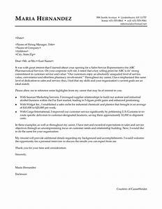 Best s of Sales Professional Cover Letter Samples