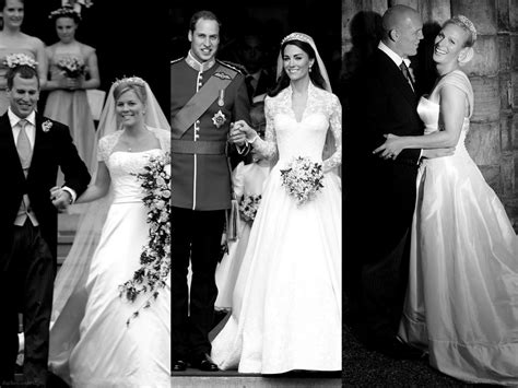 She met queen elizabeth for the first time. duchofcambridge: British Royal Weddings-Peter Phillips and ...