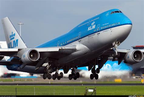 klm stoelindeling 747 400 ph bfv klm boeing 747 400 at amsterdam schiphol