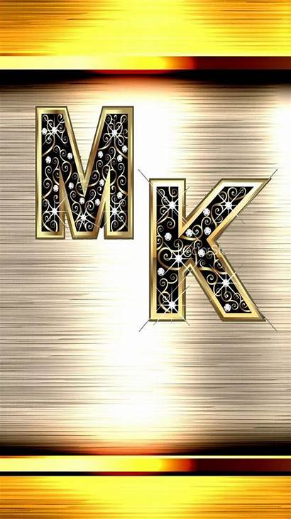 Iphone Wallpapers Mk Kors Michael Gold Letters