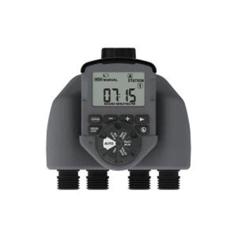 orbit 4 outlet integrated watering system 56545 the home