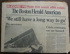 Feb 1978 Newspaper: Boston Herald American - Blizzard of ...