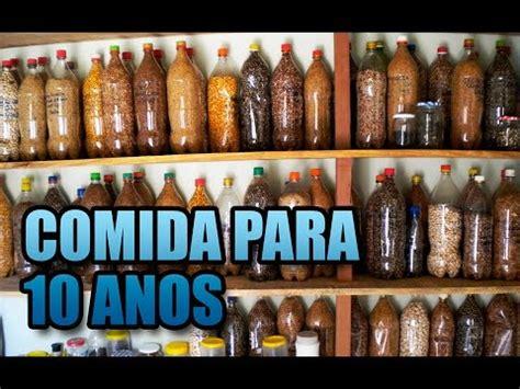 como armazenar alimentos em garrafas pet farinhas acucar