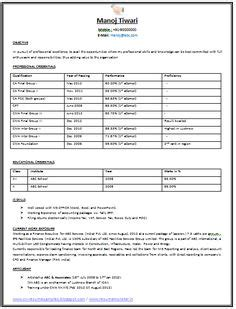 Free Resumes Sles by Professional Curriculum Vitae Resume Template Sle