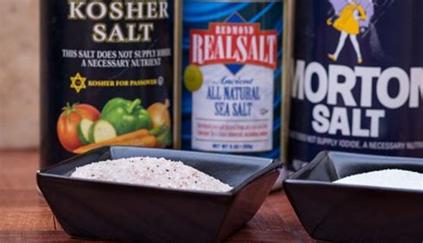 what is the difference between kosher salt and table salt 524 best images about favorite recipes food on pinterest